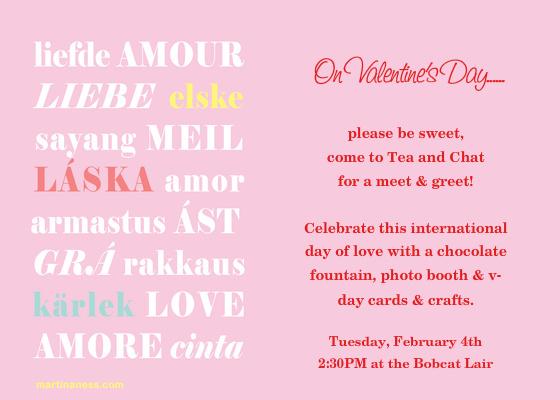 February 2014 Invitation