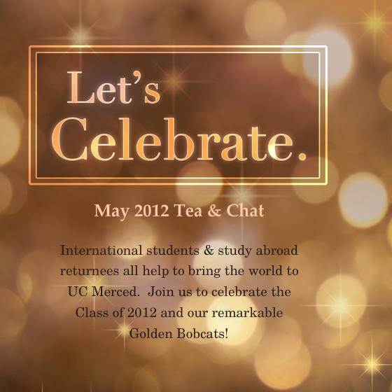 May 2012 Invitation