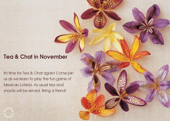 November 2011 Invitation