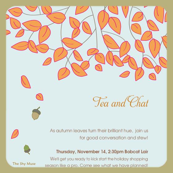 November 2013 Invitation